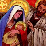 christmas pictures of jesus mary and joseph
