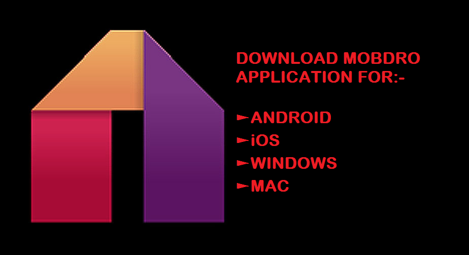 download mobdro for android