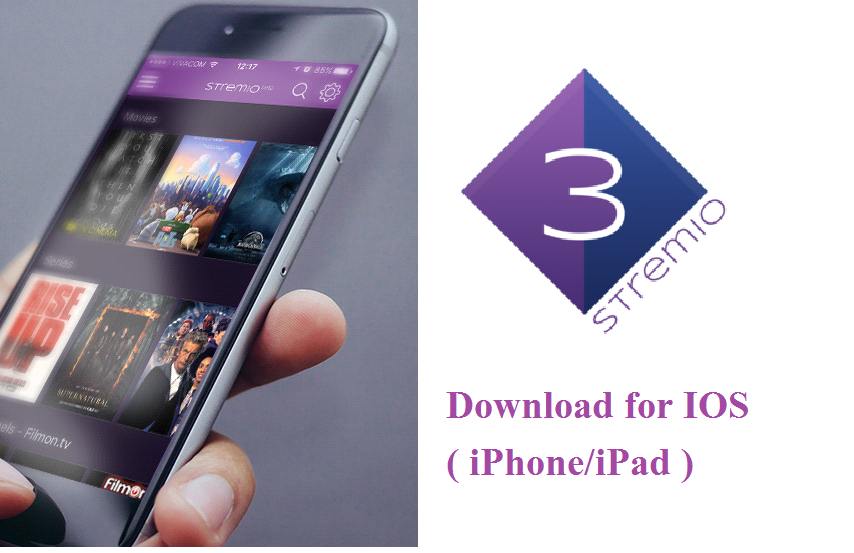 Stremio iOS App download