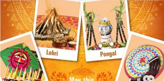 Lohri and Makar Sankranti Wishes