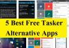 Best Free Tasker Alternative Apps