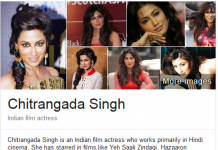 Chitrangada Singh Biography