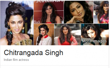 Chitrangada Singh Biography