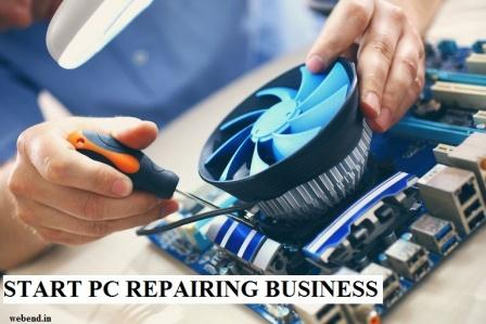 Start PC Repairing Business