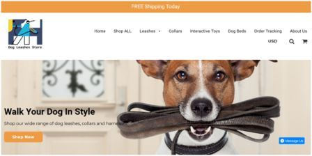 Dog Leashes Store
