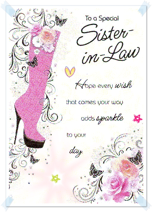Funny Happy Birthday Quotes for Sister in Law