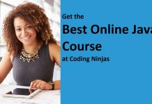 Online Java Course at Coding Ninjas