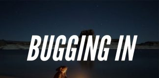bugging in