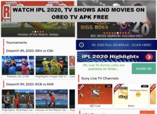oreo tv apk free