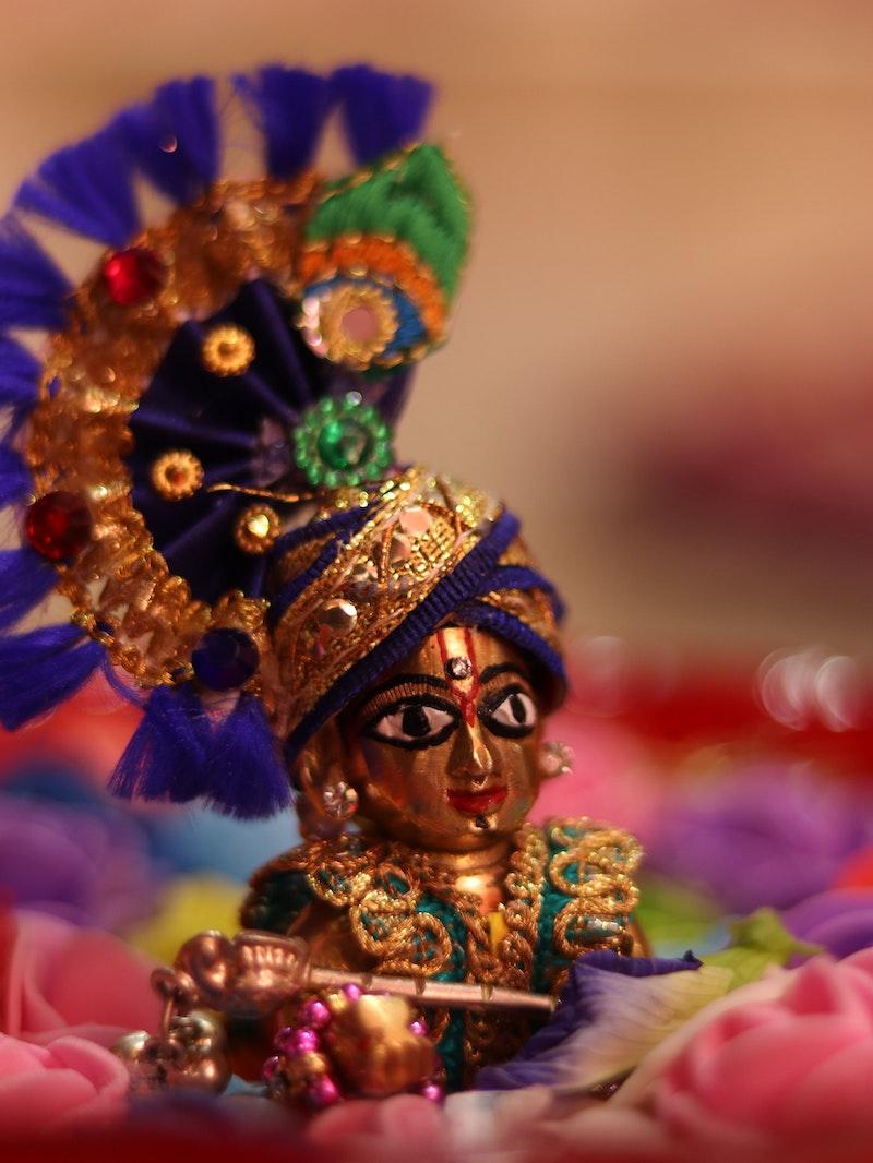 images of janmashtami celebration 2020